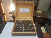 25x 8mm Watchmakers Lathe Collets Unbranded And Specialty Collets