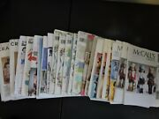 Dolls And Doll Clothing Patterns-, Group 2 Size Listed, Read Listing