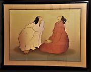 R.c. Gorman, Signed, Limited Edition Lithograph