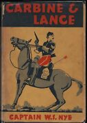 W. S. Nye / Carbine And Lance The Story Of Old Fort Will First Edition 1937