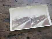 Antique Stereoview Stereoscope Cards By Charles Emery Colorado Goldrush Photos