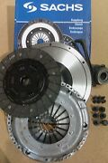 For Audi A3 2.0tdi Smf Flywheel Sachs Clutch Kit With Slave Bearing And All Bolts