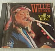 Willie Nelson - My Kind Of Music Cd 1991 Rca Pre Owned Vgc Free Shipping