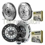 Luk 3 Part Clutch Kit And Luk Dmf For Bmw 3 Series Berlina 328i