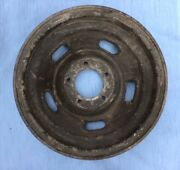 Early Rare M151 Jeep And Prototype M151 Magnesium Wheels, 100 Authentic Original