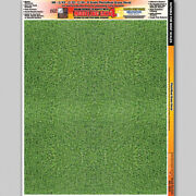 Grass Modeling Skinz Decals Ho Scale Model Train Accessories