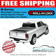 Roll-n-lock For 16-19 Tacoma Access/double Cab Lb 73-11/16in M-series Tonneau
