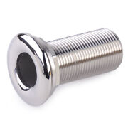 316 Stainless Steel Hose Marine Boat 1 Thru Hull Fittings Hardware Connector