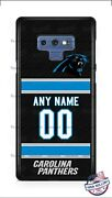 Carolina Panthers Football Jersey Custom Phone Case Cover For Iphone Samsung Etc