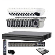 32ch 6mp 1u Dvr 2.6mp Ahd 4-in-13-12mm Lens Wdr Security Camera System Osd.8