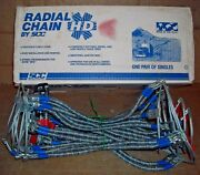 Scc Truck Bus Tire Snow Cable Chains Stock Tc2513mm - Never Used