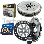 Sachs 3 Part Clutch Kit And Luk Dmf For Bmw 3 Series Coupe 318is