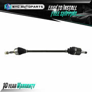 Front Right Cv Axle Half Shaft For 1980s Buick Chevy Olds Pontiac Manual Trans.