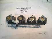 Mercury Mariner Outboard And03988-and03993 115hp Carburetor 9012a77 9012a78 9012a79 9012a8