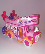 My Little Pony Ponyville Star Song Mobile Stage Bus House 2007