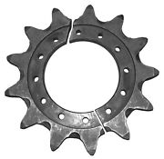 13 Tooth Split Drive Sprocket 19351003os Fits Vermeer T800a Trencher - 4501k