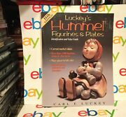 Luckey's Hummel Figurines And Plates Prices Luckey 1997 Hardcover Free Shipping