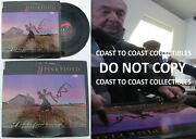 Nick Mason Signed Autographed Pink Floyd Collection Of Dance Songs Album, Proof.