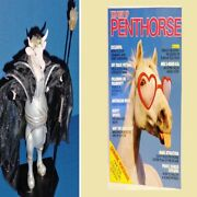 Cows On Parade And Penthorse Magazine