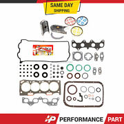 Engine Re-ring Kit For 92-95 Toyota Paseo 1.5 5efe