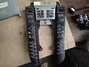 14 15 16 Panamera Front Temperature Controller W/4-zone Ac System Opt I576