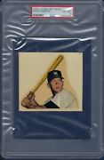 1956/57 Mac Boy Decal Mickey Mantle Psa 6 Exmt - Only Three Graded Higher