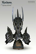 Lord Of The Rings Sauron Resin-bust 12 Sideshow Ltd Ed 550