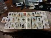 Cigarette Cards Cope, Characters From Dickens Cards See Pic Cond 25 Cards