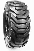 4 New Tires 10 16.5 Otr Outrigger R-4 Skid Steer 10-16.5 10x16.5 10 Ply Tl Sil