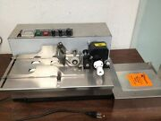 My-380f Solid-ink Coding Machine Coder Batch Label Printer For Product Date