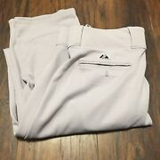 Carl Crawford Boston Red Sox Mlb Authenticated Team Issued Road Gray Game Pants
