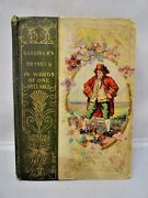 Gulliverand039s Travels In Words Of One Syllable Original 1899 1st Edition Lilliput