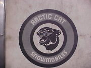 Kitty Cat Snowmobile Manuals Arctic Cat Vintag Also Jag Lynx And More