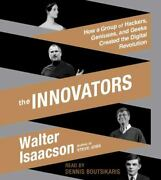 The Innovators How A Group Of Hackers, Geniuses And Geeks Created The Digital