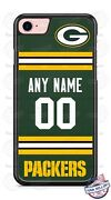 Green Bay Packers Football 2018 Jersey Phone Case Cover For Iphone Samsung