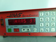 Software-37 Brush 17 Pin Haas Control Box Sco1m Rotary Table Indexer Inv.1603m