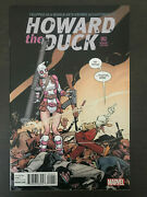 Howard The Duck 2 Gwenpool Variant 2016 Marvel Comic Book Retailer Incentive Ri