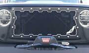 2018+ Jeep Wrangler Jl, Brute Machined Grille Insert