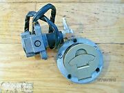 Ducati Oem Ignition Switch And Gas Cap 748-998 750 900 Monster Ss St2 St4 101