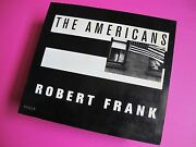 Robert Frank.signed.the Americans.scalo,1993.fine.with Provenance.rare.