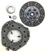 1942-1948 Ford Clutch 10 Pressure Plate And 10 Disc Overhaul Kit 19a-7563-kit