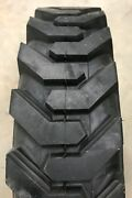 23x8.50-12 Hercules R-4 Xtra Wall 6 Ply Tires Skid Steer Compact Tractor Atd