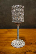Olivia Riegel Crystal Sinclair Tealight Lamp Small New In Box