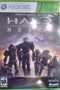 Halo Reach Microsoft Xbox 360 - Japanese Version And Call Of Duty Ghost 2cd's