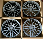 22 Staggered B Style Forged Wheels Fits Mercedes Benz Maybach W222 S600