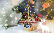 Led 304 Stainless Steel Light Up Christmas Tree Table Decoration