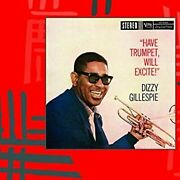 Have Trumpet Will Excite Vme By Dizzy Gillespie , Music Cd