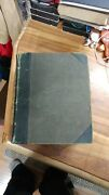 1883 Bibeln Stockholm Sweden Bible In Swedish Rare Hardcover In A Foreign Langua