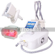 Double Handle Pro Vacuum Cold Cooling System -15c Fat Remove Slimming Machine