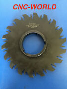 1 Pcs Iscar Disc Milling Cutter Sgsf 210-8-570z18 , New 210 Mm